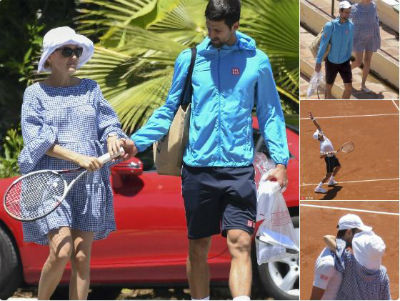 """Madrid Masters: """"Bá chủ"""" Nadal, Djokovic khó cản - 3"""