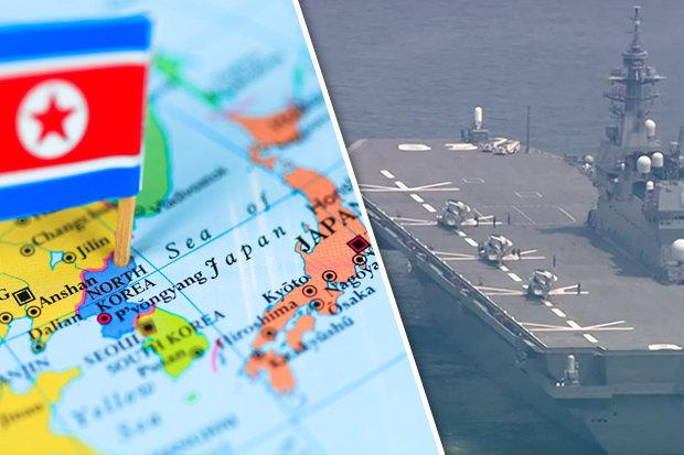 """Triều Tiên dọa nhấn chìm Nhật trong """"đám mây hạt nhân"""" - 2"""
