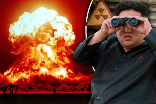 """Triều Tiên dọa nhấn chìm Nhật trong """"đám mây hạt nhân"""" - 1"""