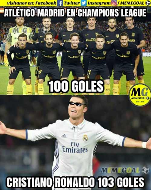 """Ronaldo ăn mừng lạ: """"Khóa miệng"""" fan Real phong trào - 4"""