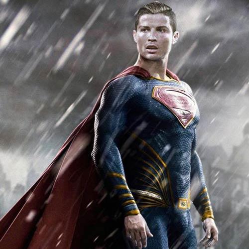 """Ronaldo ăn mừng lạ: """"Khóa miệng"""" fan Real phong trào - 9"""