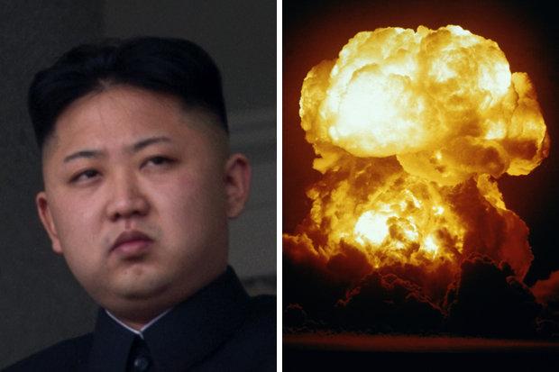 Triều Tiên dọa nã tên lửa hạt nhân, biến Mỹ thành phế tích - 1