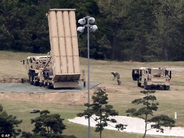 """TQ yêu cầu Mỹ """"dừng ngay lập tức"""" hệ thống tên lửa THAAD - 1"""