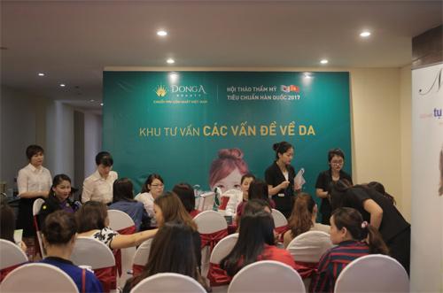 Đông Á Beauty luôn biết chiều lòng phụ nữ Việt - 2