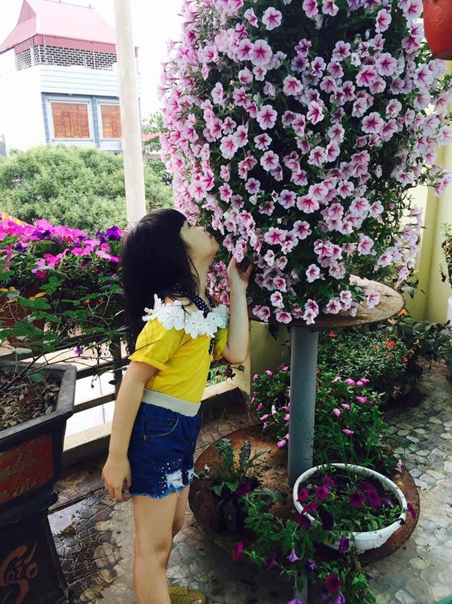 """Choáng với tháp dạ yến thảo """"khổng lồ"""" của bà mẹ Bắc Giang - 5"""