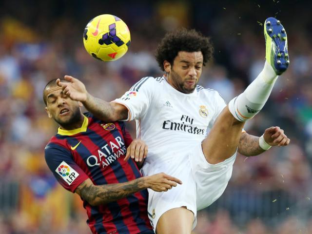 Barca bám Real Madrid: