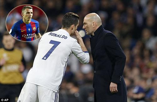 """Barca bám Real Madrid: """"Ám khí"""" La Masia và Dani Alves - 1"""