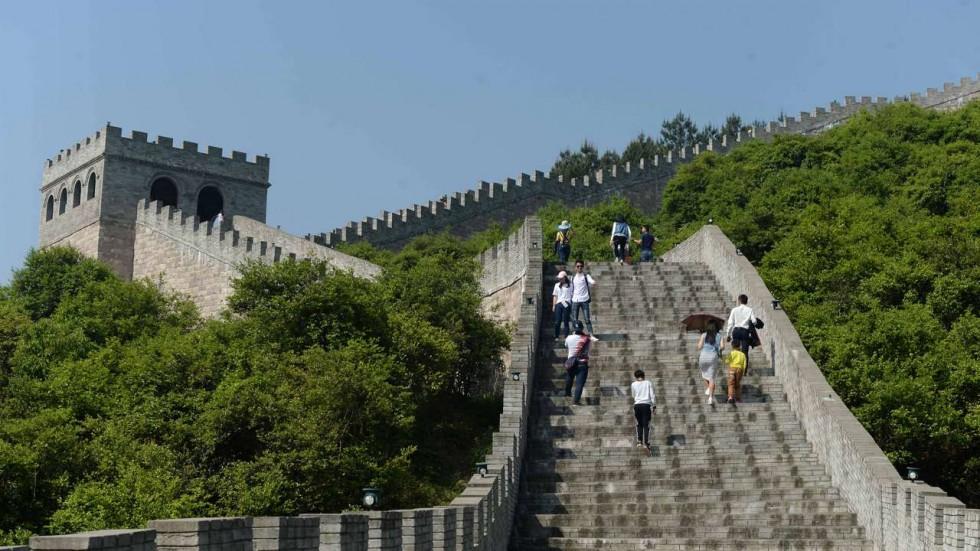 Xuất hiện Vạn Lý Trường Thành nhái ngay tại Trung Quốc - 2