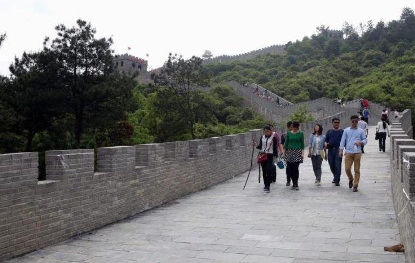 Xuất hiện Vạn Lý Trường Thành nhái ngay tại Trung Quốc - 3