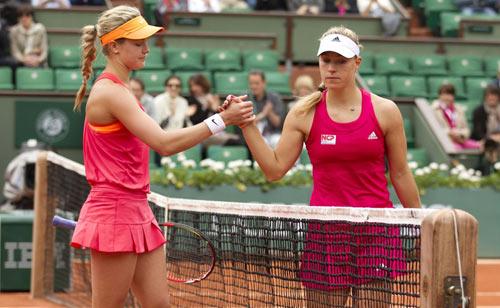 Kỳ lạ: Thuận Sharapova thì sướng, chống thì khổ - 2