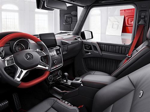 Mercedes thêm 2 bản đặc biệt cho G-Class - 2