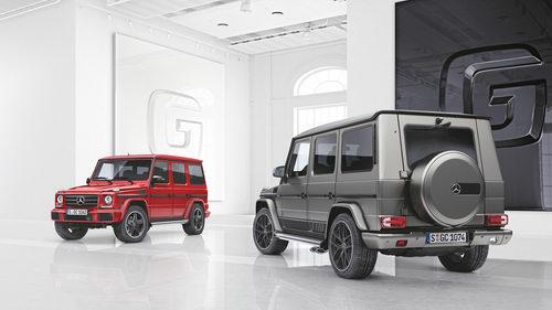 Mercedes thêm 2 bản đặc biệt cho G-Class - 3