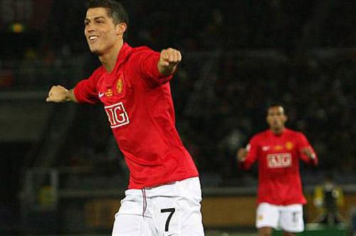 """""""Nhà vua"""" Cúp C1 Ronaldo: Chúa tể của những màn ăn mừng - 2"""