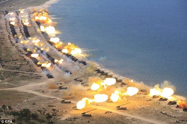 """Mỹ dọa làm """"đau đớn"""" nếu Triều Tiên dùng đòn hạt nhân - 3"""