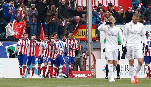 Atletico mơ ngược dòng Real: Noi gương Barca hạ PSG - 3