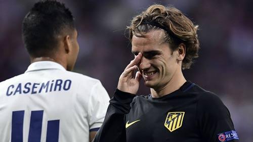 Atletico mơ ngược dòng Real: Noi gương Barca hạ PSG - 1