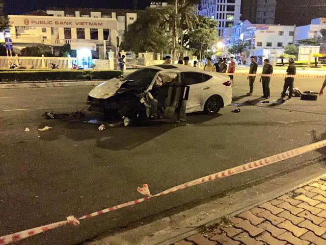Nóng trong ngày: CSGT Huế bị xe máy tông tử vong - 4