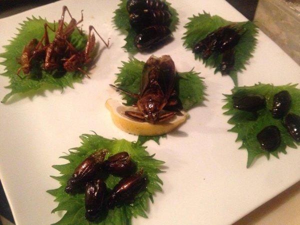 Khóc thét với những món ăn kinh dị của Nhật Bản - 10