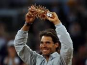 """Thể thao - Madrid Masters: """"Bá chủ"""" Nadal, Djokovic khó cản"""