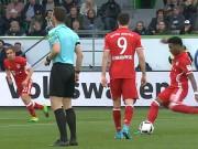 """Bóng đá - Bàn thắng đẹp V31 Bundesliga: """"Nhất tiễn hạ song điêu"""""""