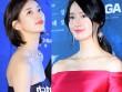Ai cũng phải nhìn vì bờ vai trần của hai nữ thần sắc đẹp
