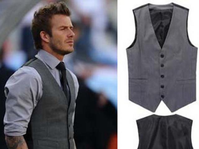 Thời trang - Đồ họa: 100 năm qua chiếc áo vest đầu tiên trông thế nào so với nay