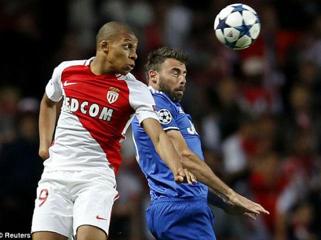 Monaco - Juventus: Nghệ thuật phản công siêu hạng