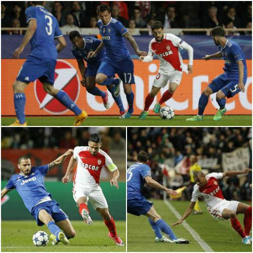 "Góc chiến thuật Monaco - Juventus: Monaco hóa ""Barca 2.0"" - 3"