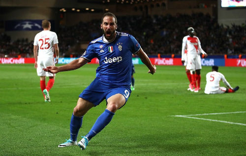 Juventus - Higuain rực sáng: Hãy đợi đấy, Real, Ronaldo - 2