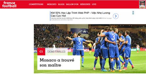 """Báo chí thế giới: Juve """"dạy dỗ"""" Monaco, fan tin sẽ hạ gục Real - 5"""