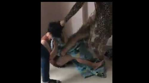 Công an TP.HCM làm rõ vụ đánh phụ nữ, tung clip lên mạng - 1