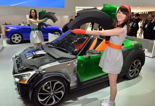 Các triển lãm ô tô không còn hấp dẫn? - 3