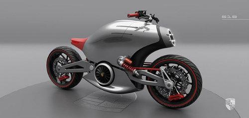 Top 8 môtô lấy cảm hứng từ xe ôtô - 1