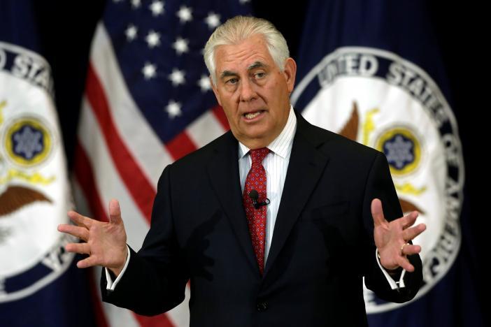 """Mỹ """"bóng gió"""" trừng phạt TQ nếu không ngăn Triều Tiên - 2"""