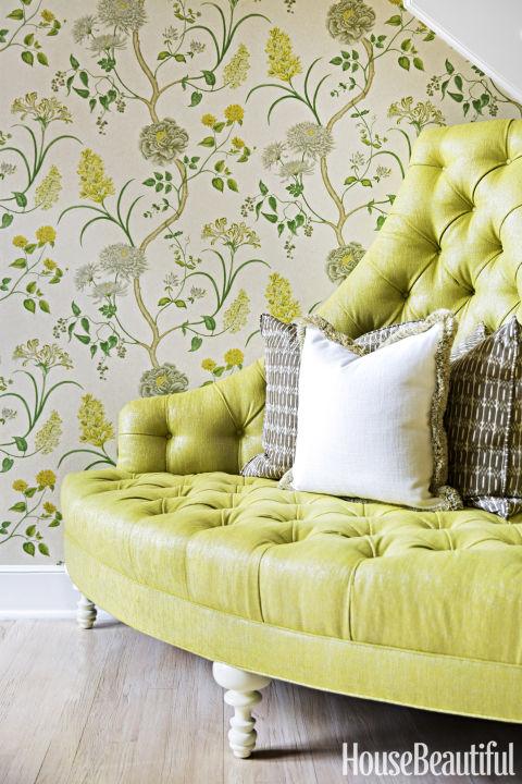 Gợi ý trang trí nhà ngập sắc xanh cho mùa hè dịu mát - 2