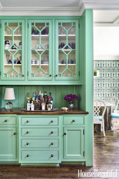 Gợi ý trang trí nhà ngập sắc xanh cho mùa hè dịu mát - 3