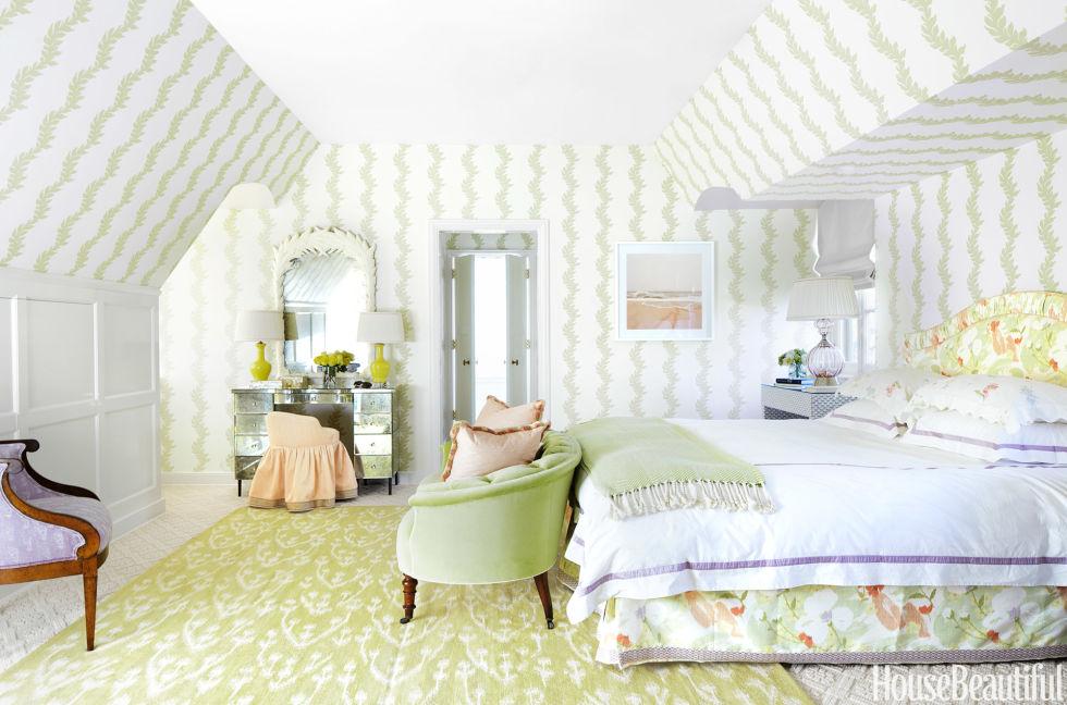 Gợi ý trang trí nhà ngập sắc xanh cho mùa hè dịu mát - 6