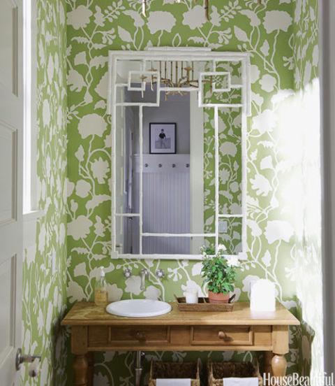 Gợi ý trang trí nhà ngập sắc xanh cho mùa hè dịu mát - 7