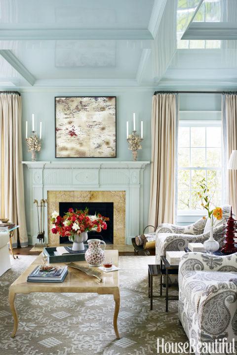 Gợi ý trang trí nhà ngập sắc xanh cho mùa hè dịu mát - 5