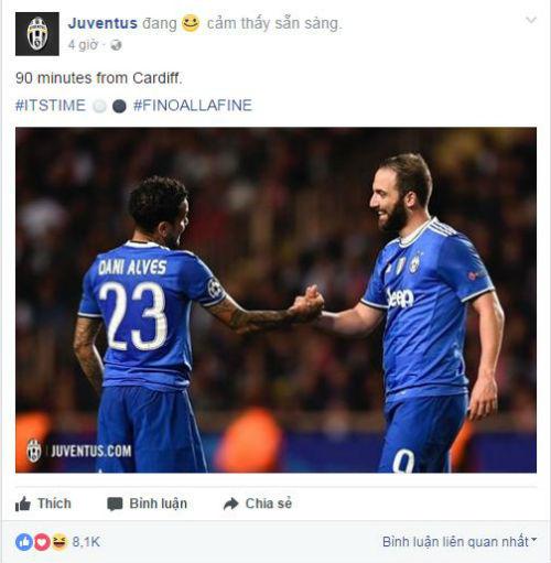 """Báo chí thế giới: Juve """"dạy dỗ"""" Monaco, fan tin sẽ hạ gục Real - 2"""