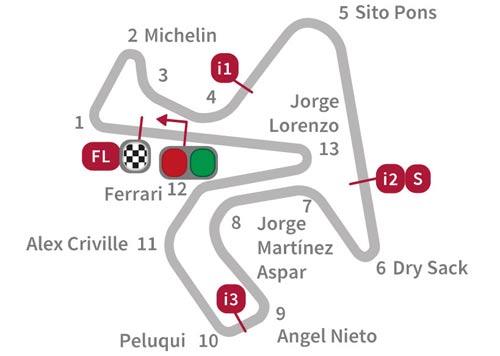 """Đua xe MotoGP: Huyền thoại """"'The Doctor"""" và cú Decima - 2"""
