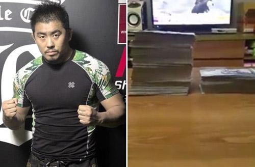 MMA sỉ nhục võ Trung Quốc: Chê Lý Tiểu Long, bị gạ đấu 2 tỷ VNĐ - 2