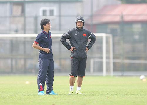 Công Phượng, Tuấn Anh động viên đàn em U20 Việt Nam - 5