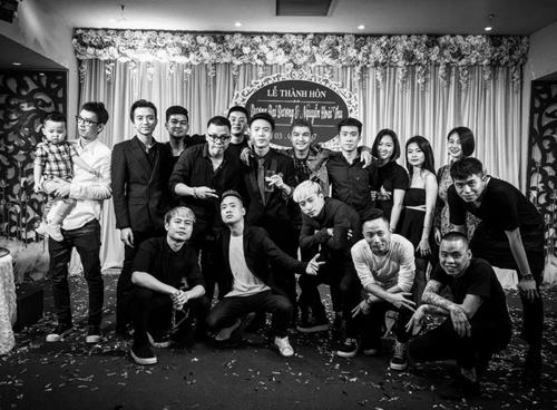 """Dàn sao hùng hậu dự lễ cưới """"phù thủy âm nhạc"""" của Sơn Tùng - 2"""