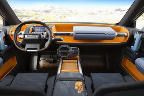 Toyota FT-4X: SUV thế hệ mới cho giới trẻ - 5