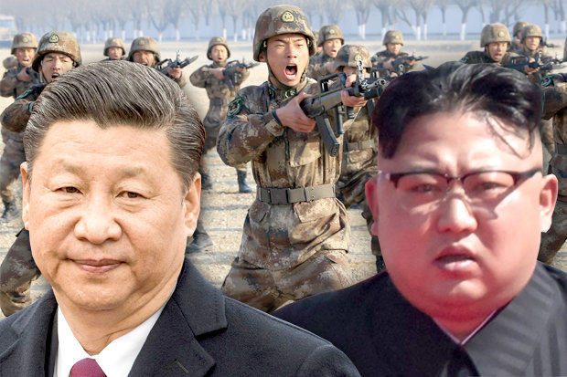 Binh sĩ TQ học tiếng Triều Tiên đề phòng xung đột? - 1