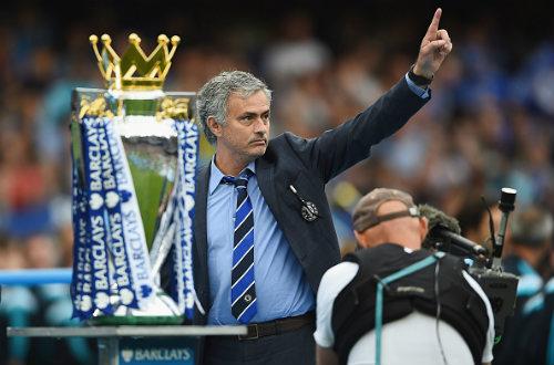 """Mourinho xây """"bàn đạp"""": MU sẽ vô địch Premier League - 3"""