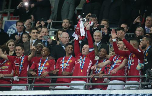 """Mourinho xây """"bàn đạp"""": MU sẽ vô địch Premier League - 2"""