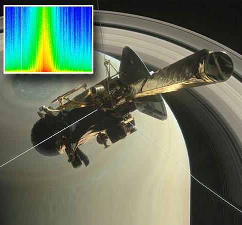 """Âm thanh kỳ lạ tàu vũ trụ NASA thu được từ """"cõi chết"""" - 1"""