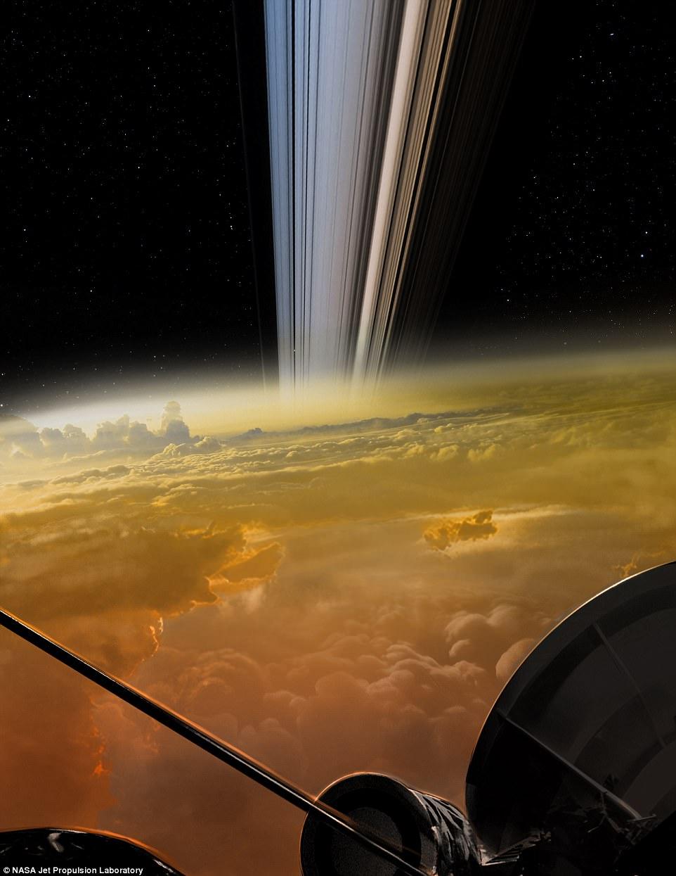 """Âm thanh kỳ lạ tàu vũ trụ NASA thu được từ """"cõi chết"""" - 3"""